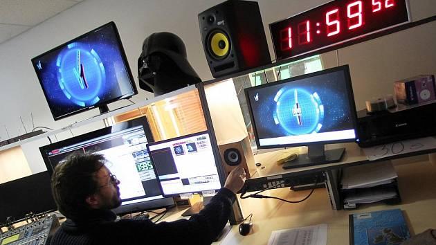 Studio Východočeské televize V1