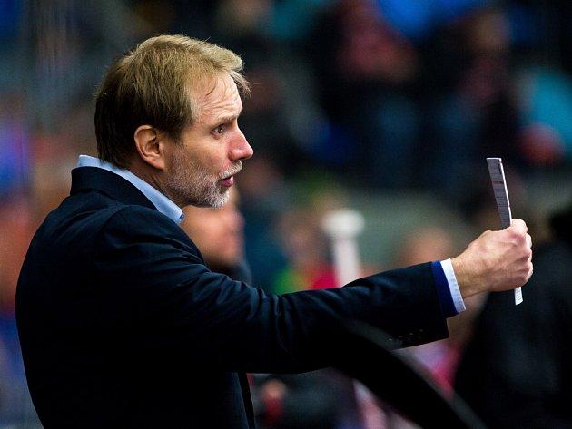 Tomáš Martinec, nový hlavní trenér Mountfield HK