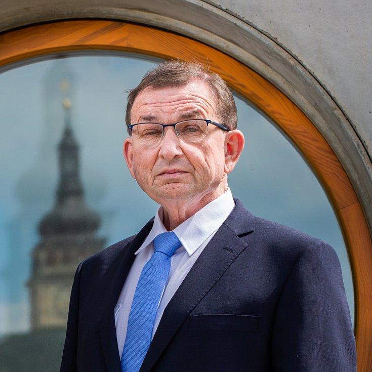 František Mencl (Spolu pro kraj), 65 let