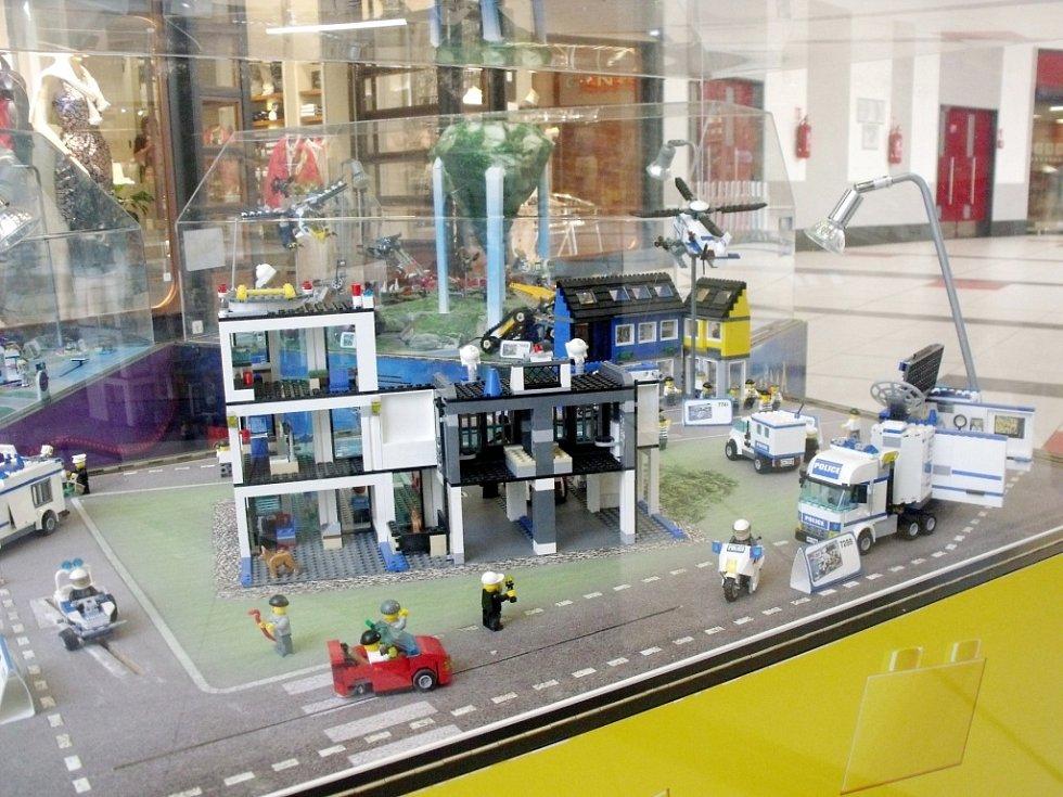LEGO Festival v obchodním centru Futurum v Hradci Králové.