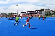Mezinárodní májový turnaj v pozemním hokeji mládeže v Hradci Králové.