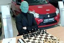 Šachový rapidový turnaj mládeže Regina Cup aneb Zahraj si šachy s Fantomasem.