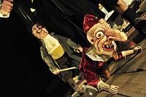 Divadlo Drak zahraje Fausta na festivalu v Brně.