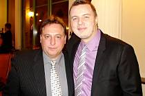 Václav Andrejs a Jindřich Rajchl.
