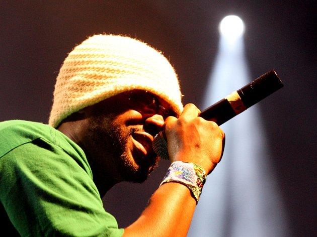 Hip Hop Kemp 2008 v Hradci Králové