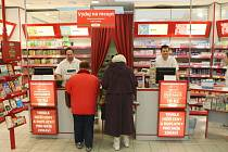 Lékárna v Kauflandu