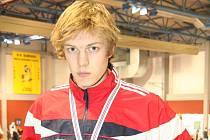 MEDAILI si z Chorvatska odvezl hradecký Tomáš Hrdina.