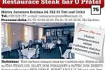 Restaurace Steak bar U Přátel