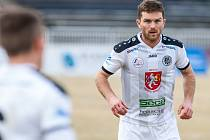 Fotbalová ePojisteni.cz 1. liga: FC Hradec Králové - FK Dukla Praha.
