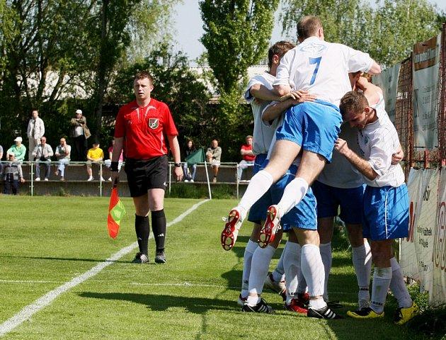Olympia Hradec Králové vs. FK Nový Bydžov