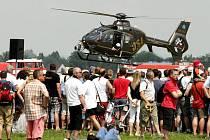 Největší vrtulníková show v České republice, 21.května na hradeckém letišti.