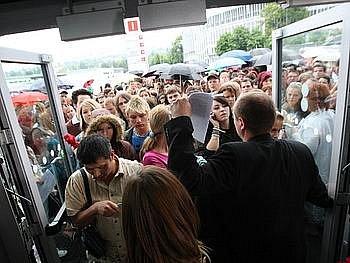 Z konkurzů na Československou Superstar.