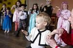 Dětský karneval v Roudničce.