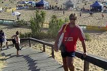 IDYLA. Pobyt na Maltě si Michal Stříž velmi pochvaloval. Kromě trénování mohl den co den vyrážet na prosluněné pláže či navštěvovat kulturní památky, kterých je na ostrově nepočítaně.