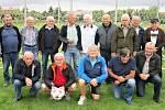 Pamětníci fotbalu v Myštěvsi se setkali po 55 letech.