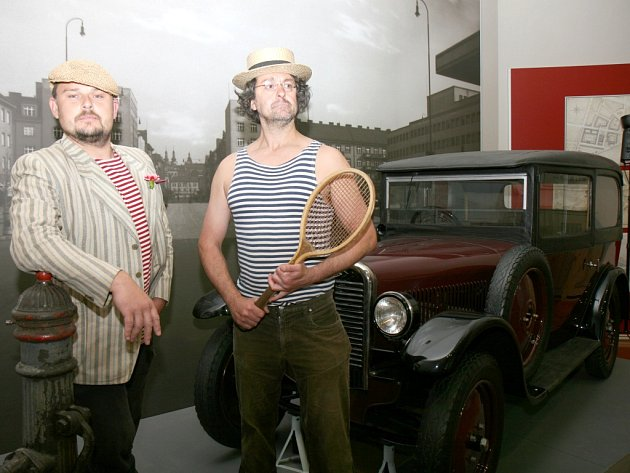 Muzejní noc v Hradci Králové.