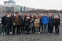 Studenti královéhradecké SPŠ stavební na kurzu v Německu.