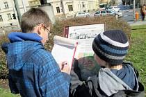 Projektové dny žáků 2. stupně královéhradecké Základní školy Sion J. A. Komenského.