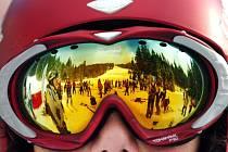 Skiinterkriterium v Říčkách