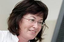 On-line rozhovor se Soňou Markovou, lídrem KSČM v Královéhradeckém kraji, v pondělí 17. května 2010.