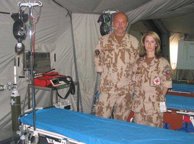 Polní nemocnice