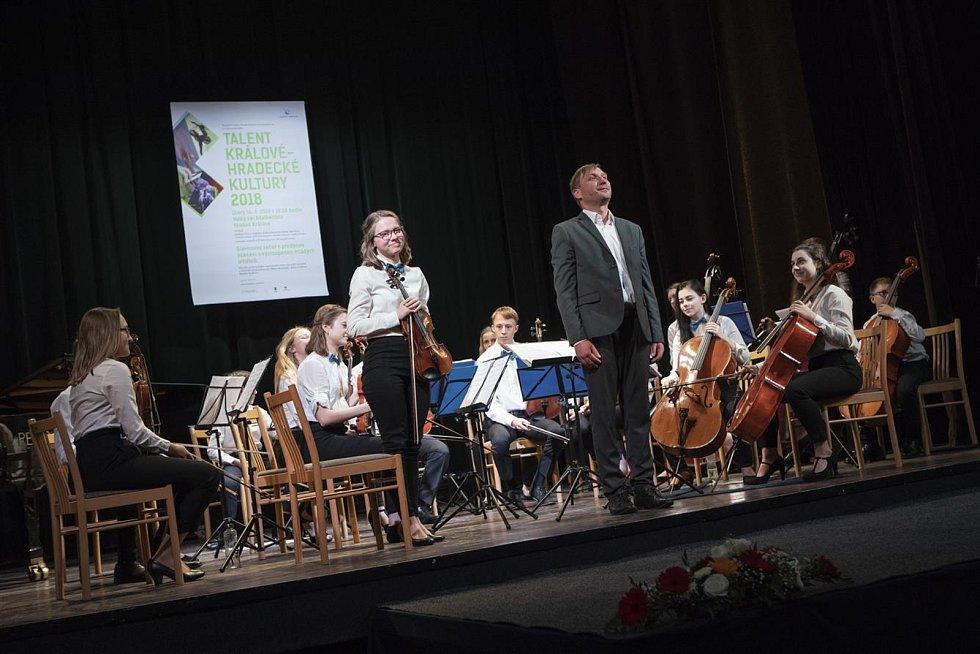 Město ocenilo mladé talenty hradecké kultury.