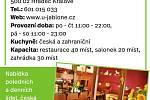 Restaurace u Jabloně, Hradec Králové