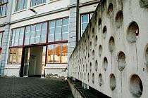 Bývalý Vertex v Hradci Králové