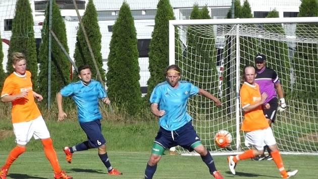 TJ Lokomotiva Hradec Králové – FK Kostelec nad Orlicí