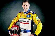 Josef Král, královéhradecký jezdec GP2.