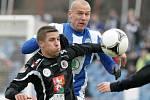 Fotbalová Gambrinus liga: FC Hradec Králové - FK Mladá Boleslav.