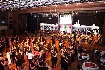 Královéhradecký městský ples v Kongresovém centru Aldis v Hradci Králové.
