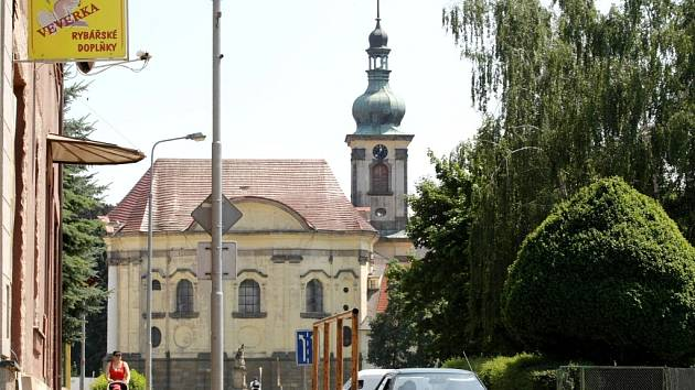 Město Smiřice. Ilustrační fotografie.