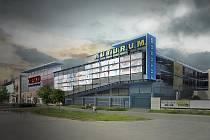 Čtyřicet dva nových obchodů vznikne rozšířením obchodního centra Futurum.