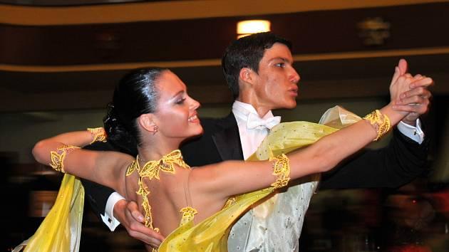 Mezinárodní taneční soutěž Hradec Králové Open 2008