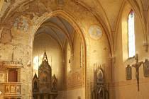 Kostel v Suché