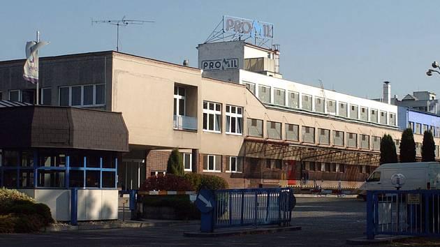 Bývalá mlékárna v Novém Bydžově
