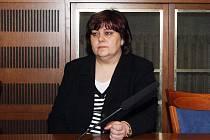 Soud s Blaženou Hrdinovou.