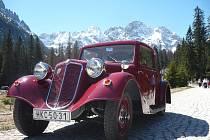 Tatra v Tatrách.