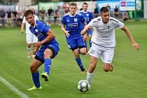 V utkání mezi Týništěm a Solnicí se střelecky prosadili pouze hosté.
