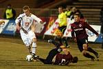 Fotbalová I. Gambrinus liga: FC Hradec Králové - AC Sparta Praha.