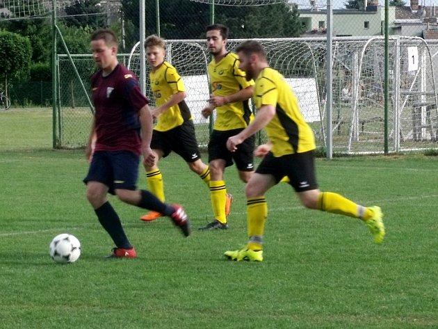 Krajská fotbalová I. A třída: FK Černilov - TJ Tatran Hostinné.