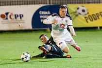 Osmifinále fotbalového poháru MOL Cup: FC Hradec Králové - 1. FK Příbram.