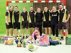 Zasloužený vítěz turnaje. Jelichov Cup 2016 ovládli hráči týmu Triumphus.