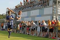Na utkání Vrchlabí - Třebeš dorazilo 300 diváků.