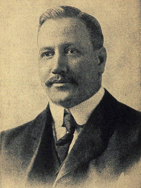 Zakladatel William G. Morgan.