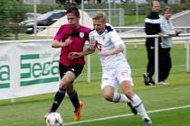Juniorská liga ve fotbale: FC Hradec Králové - 1. SC Znojmo.