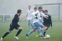 Okresní přebor ve fotbale: TJ Sokol Třebeš B - FC Slavia Hradec Králové B.
