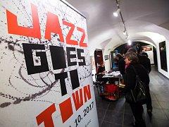 Hudební festival Jazz Goes to Town v Hradci Králové.