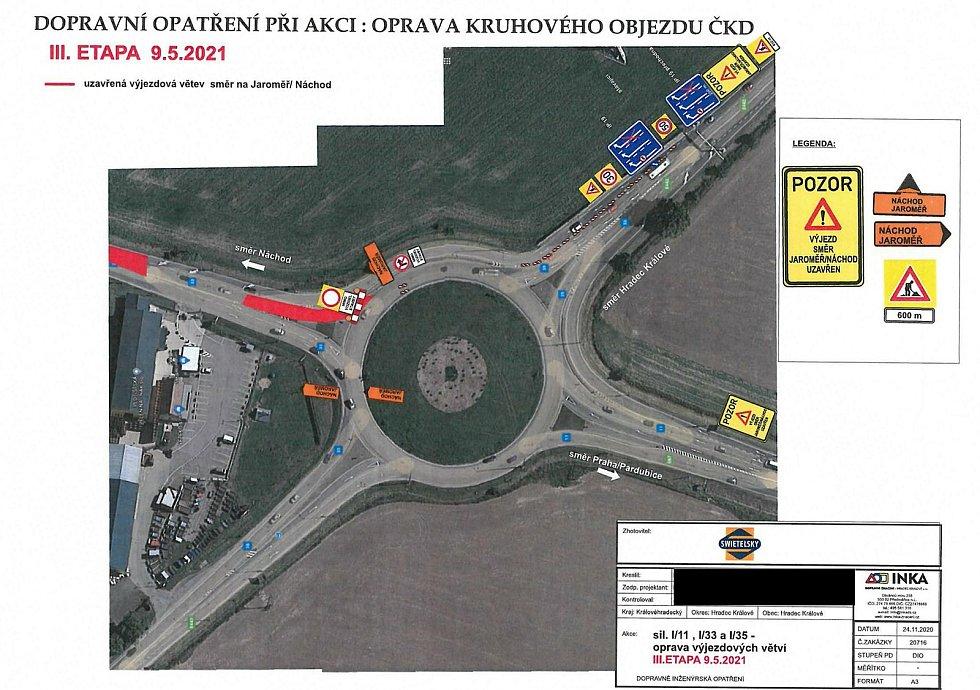 Připravte se na dopravní komplikace u ČKD
